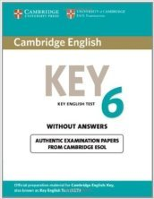 Cambridge key English test. Level 6. Con espansione online. Per la Scuola media