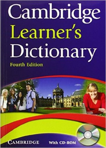 Cambridge learner's dictionary. Con CD-ROM