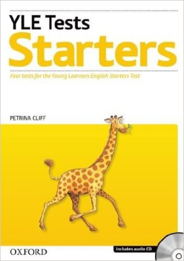 Cambridge young learners exams. Starters. Student's book. Per la Scuola elementare. Con CD Audio