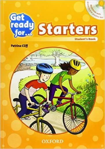Cambridge young learners grammar. Starters. Student's book. Per la Scuola elementare. Con CD Audio