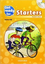 Cambridge young learners grammar. Starters. Student's book. Con CD Audio. Per la Scuola elementare