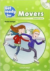 Cambridge young learners grammar. Movers. Student's book. Con CD Audio. Per la Scuola elementare