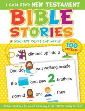 I Can Read New Testament Bible Stories