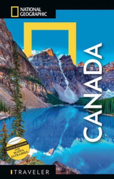 Canada. Con mappa
