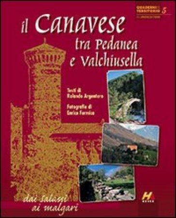 Il Canavese tra Pedanea e Valchiusella dai Salassi ai malgari. Ediz. italiana e inglese - Rolando Argentero | Ericsfund.org