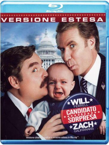 Candidato A Sorpresa (Blu-Ray+Copia Digitale)