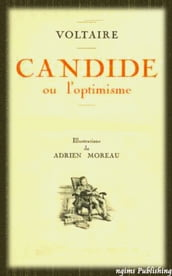 Candide (Illustrated + Audiobook Download Link + Active TOC)