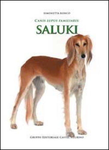Canis lupus familiaris. Saluki - Simonetta Ronco | Rochesterscifianimecon.com