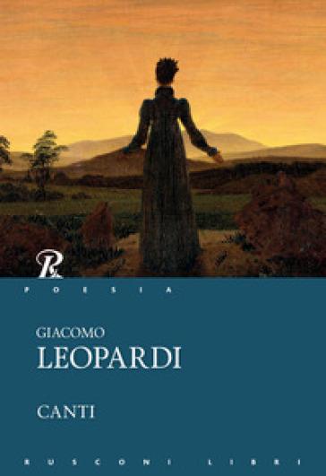 Canti - Giacomo Leopardi | Jonathanterrington.com