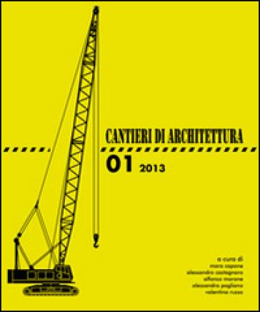 Cantieri di architettura - M. Capone |