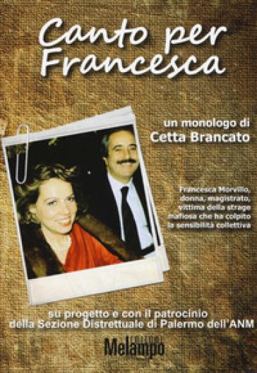 Canto per Francesca - Cetta Brancato  