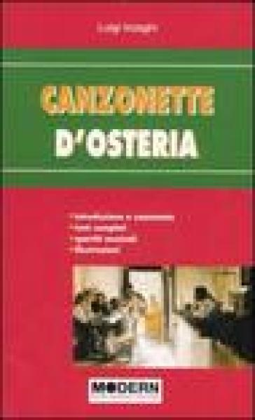 Canzonette d'osteria