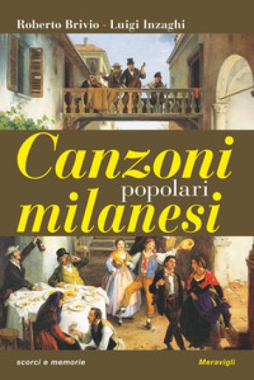 Canzoni popolari milanesi - Roberto Brivio  
