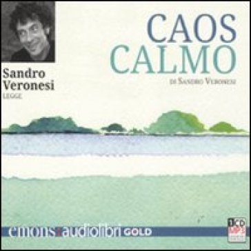 Caos calmo letto da Sandro Veronesi. Audiolibro. CD Audio formato MP3. Ediz. ridotta - Sandro Veronesi | Kritjur.org