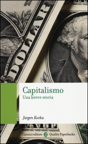 Capitalismo. Una breve storia - Jurgen Kocka | Thecosgala.com