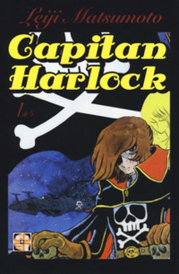 Capitan Harlock deluxe. 1. - Leiji Matsumoto |