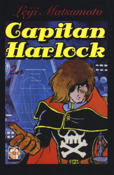 Capitan Harlock deluxe. 2. - Leiji Matsumoto | Rochesterscifianimecon.com