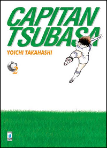 Capitan Tsubasa. New edition. 2. - Yoichi Takahashi | Thecosgala.com