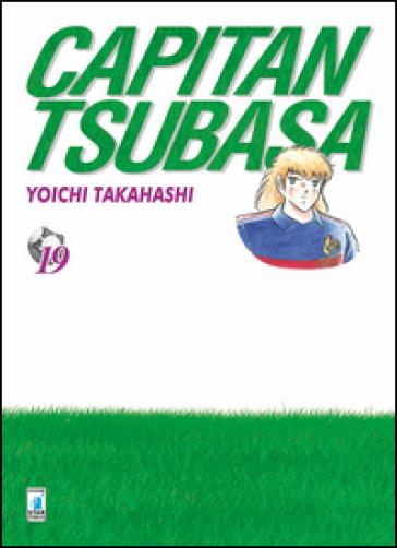 Capitan Tsubasa. New edition. 19.