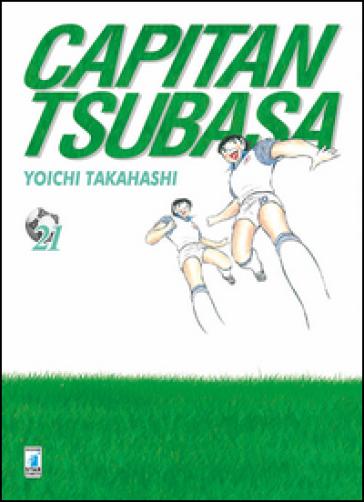 Capitan Tsubasa. New edition. 21. - Yoichi Takahashi |