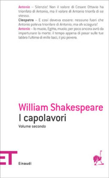 Capolavori (I). Vol. 2 - William Shakespeare   Thecosgala.com