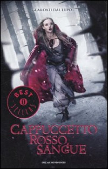 Cappuccetto Rosso sangue - Sarah Blakley-Cartwright | Rochesterscifianimecon.com
