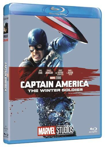 Captain America - The winter soldier (Blu-Ray)(10