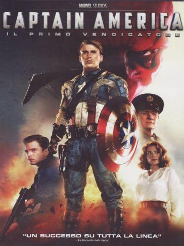 Captain America - Il primo vendicatore (DVD)