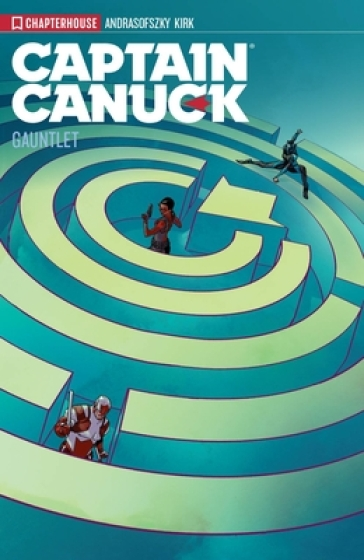Captain Canuck Vol 02