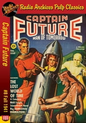 Captain Future #8 The Lost World of Time