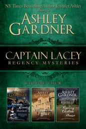 Captain Lacey Regency Mysteries, Volume 4