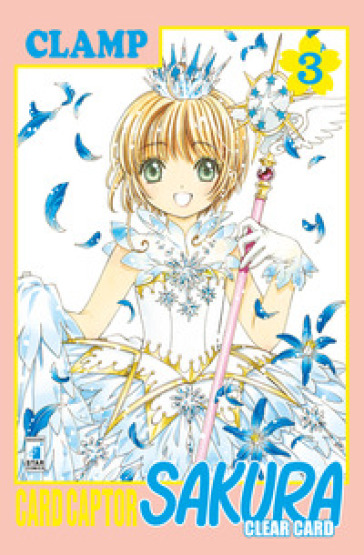 Card Captor Sakura. Clear card. 3. - Clamp | Thecosgala.com
