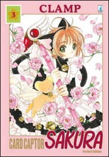 Card Captor Sakura. Perfect edition. 3. - Clamp  