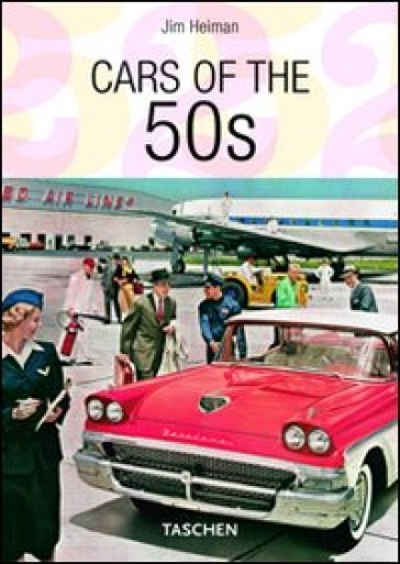 Cars of the 50s. Ediz. italiana, spagnola e portoghese