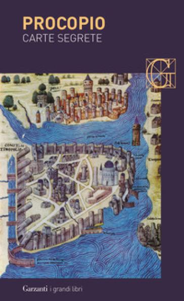 Carte segrete - Procopio di Cesarea   Jonathanterrington.com