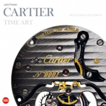 Cartier time art. Ediz. spagnola - Jack Forster   Rochesterscifianimecon.com