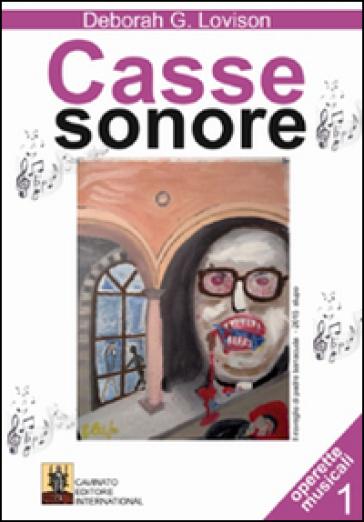 Casse sonore - Deborah Lovison | Rochesterscifianimecon.com