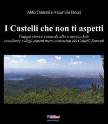 I Castelli che non ti aspetti. Viaggio storico culturale alla scoperta delle eccellenze e degli aspetti meno conosciuti dei Castelli Romani - Aldo Onorati |
