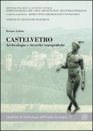 Castelvetro. Archeologia e ricerche topografiche - Donato Labate | Rochesterscifianimecon.com