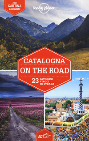 Catalogna on the road. Con Carta geografica ripiegata - Jordi Monner Faura |