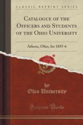 Catalogue of the Officers and Students of the Ohio University