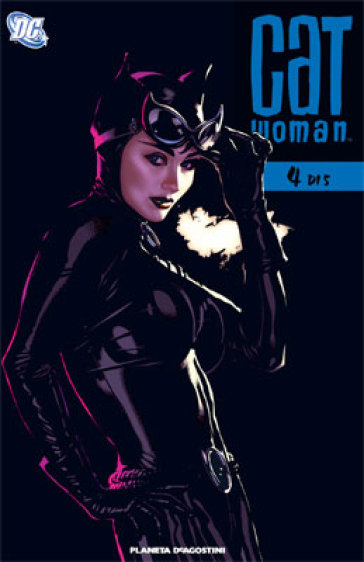 Catwoman. 4.