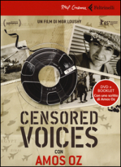 Censored voices. Con Amos Oz. DVD. Con libro