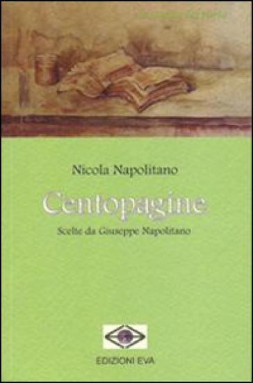 Centopagine - Nicola Napolitano | Jonathanterrington.com