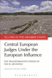 Central European Judges Under the European Influence