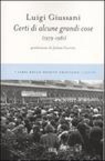 Certi di alcune grandi cose (1979-1981) - Luigi Giussani  
