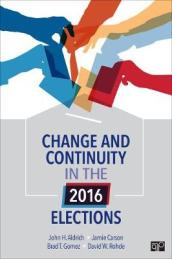 Change and Continuity in the 2016 Elections