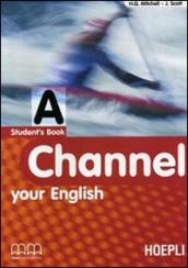 Channel your english. 1.