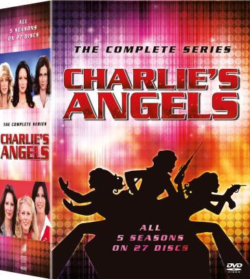 Charlie's angels - Stagione 01-05 (27 DVD)