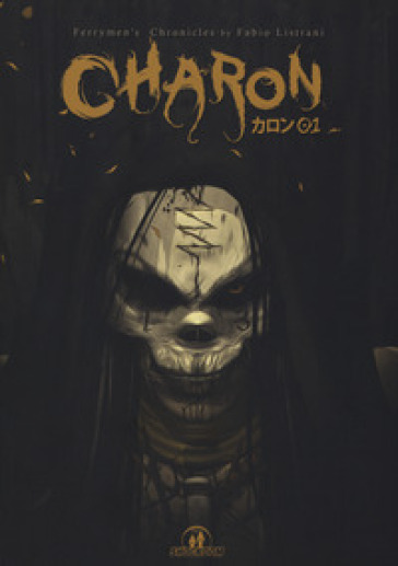 Charon. Ferrymen's Chronicles. 1.